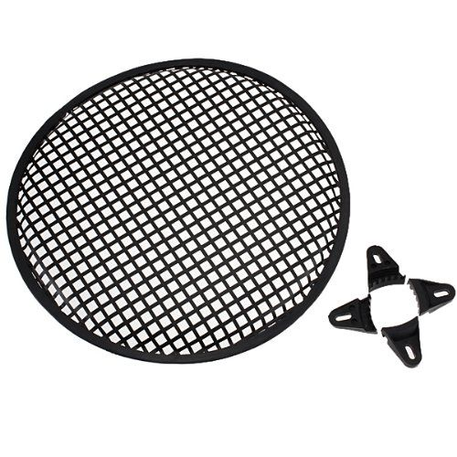 New 12 Inch Universal Metal Car Audio Speaker Sub Woofer Grill Cover Guard Protector 8z1541