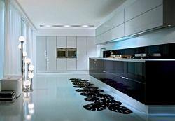 Индивидуальные Сделано современный дизайн, кухонный гарнитур K026