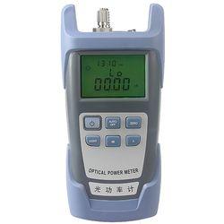 Envío libre FTTH Fibra óptica medidor de potencia óptica cable tester redes FC/SC conectores-70 ~ + 10dbm