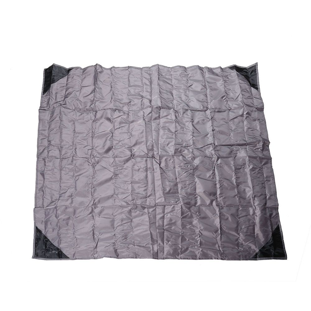 Freies Verschiffen Tragbare Falten Tasche Decke Für Camping Wandern Wasserdichten Outdoor Strandmatte