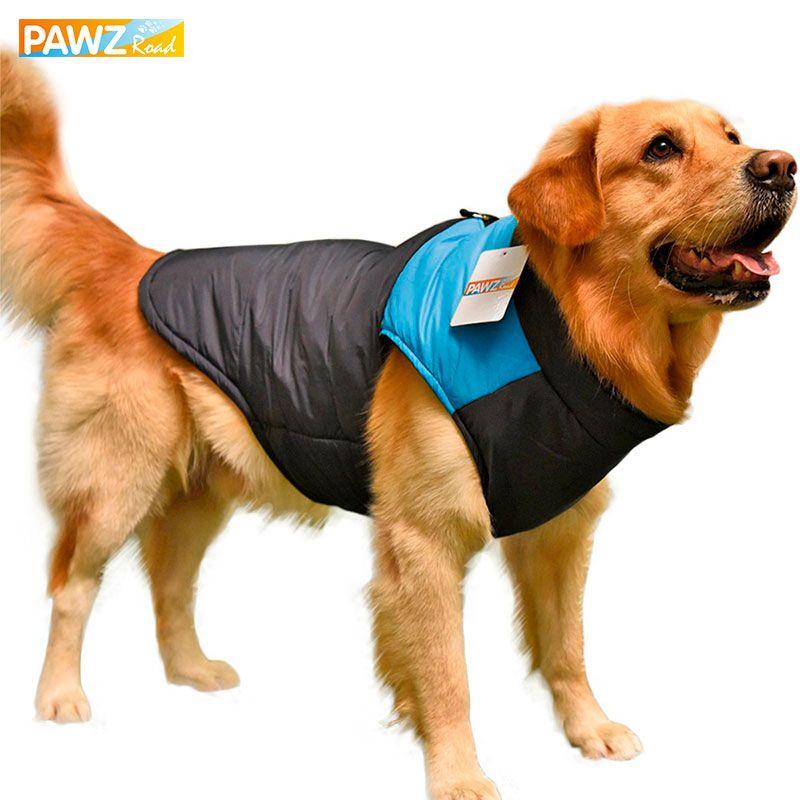 Hund Kleidung Hund Winterkleidung Großen Hund Weste Warme Bekleidung Haustier kleidung Hochwertige Kleidung Für Hund Heimtierbedarf 3XL-7XL Heißer!!