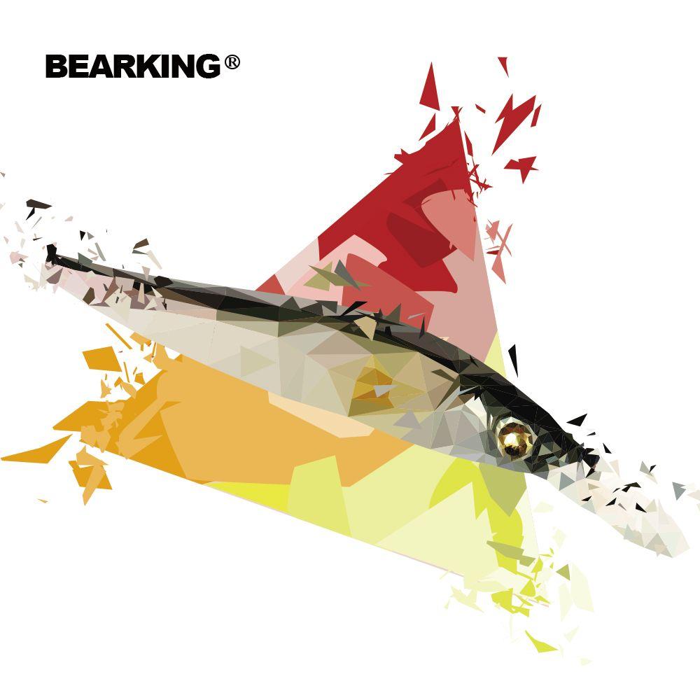2017 BEARKING NOUVEAUX leurres de pêche, couleurs assorties, minnow crank 11 cm 14g, de tungstène poids système. modèle chaude manivelle appât 10 couleurs
