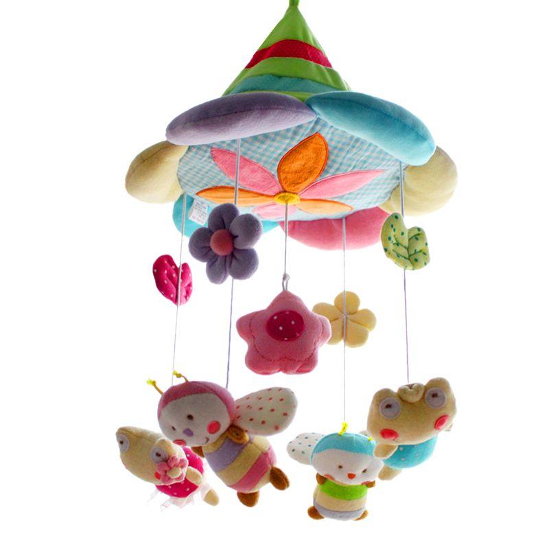 Шило 60 песни музыкальный мобиль детские кроватки вращающихся музыкальная шкатулка Игрушки для маленьких детей Новый Многофункциональный ...