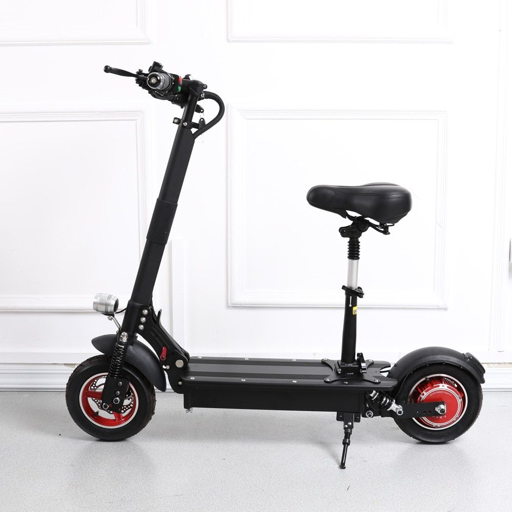 2017 UBGO Single Driver 10 INCH Foldable  Electric Scootor with 1000W Turbine Motor