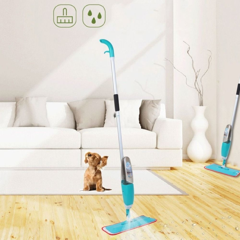 Hot Mops NEW Multifunction NEW Environmental Home <font><b>Used</b></font> Lazy Mop For Various Kinds Of Floor Household Floor Cleaning Tools