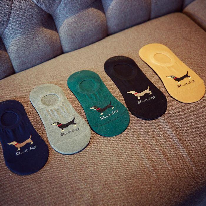Calcetines de los hombres de largo A87 otoño invierno calcetines de algodón puro calcetines cuatro estaciones