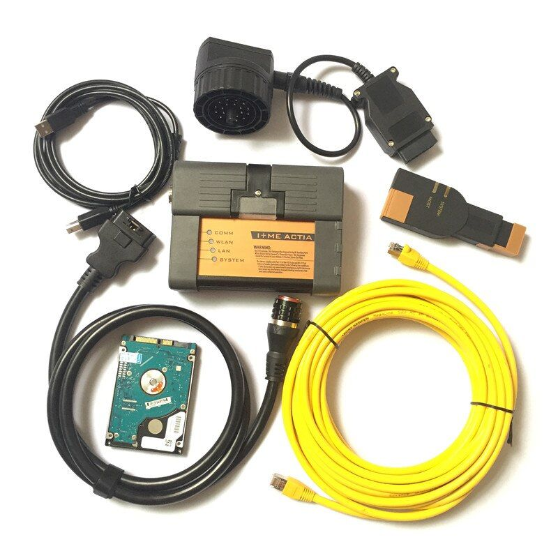 2018.07 for BMW ICOM A2 Software HDD For Win7 System With ESYS Engineers Programming For BMW ICOM A2 B C Diagnostic&Programming