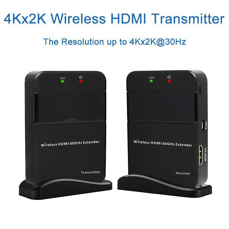 Wireless Video Audio Übertragung 3D Wireless HDMI Extender 30 m/98ft HDMI1.4v Volle HD 1080P HDMI Sender Sender empfänger