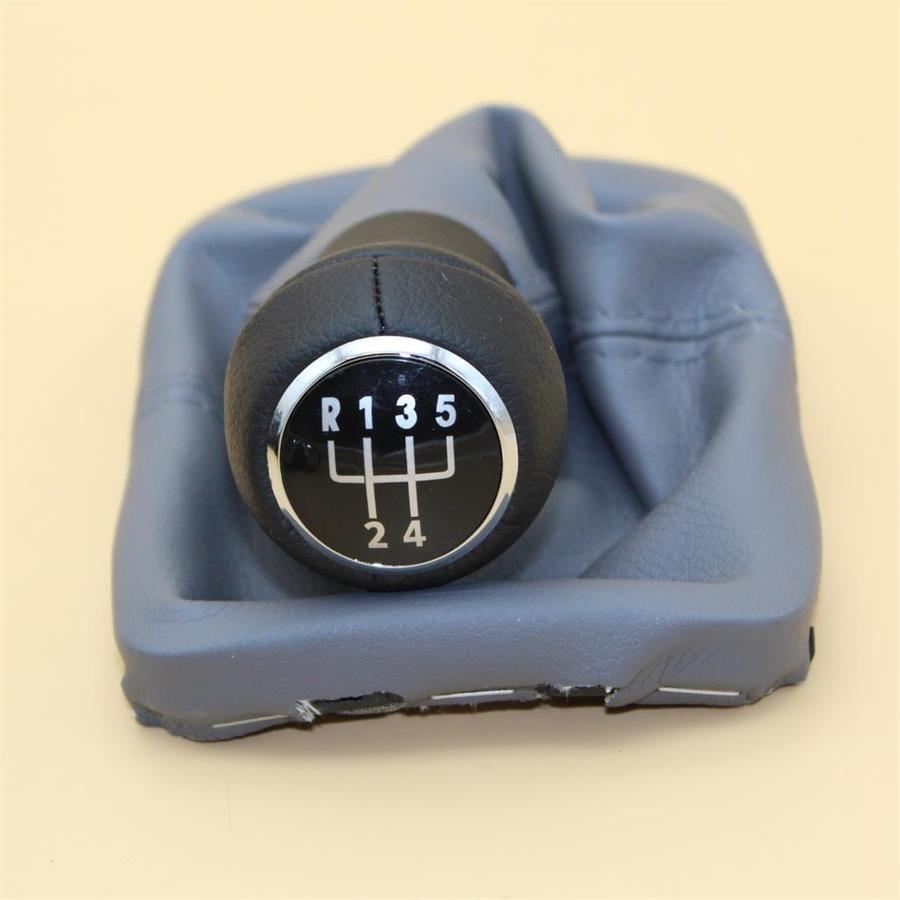 For VW Beetle 1998 1999 2000 2001 2002 2003 2004 2005 2006 2007 2008 2009 2010 Car 5 Speed Gear Stick Shift Knob Grey Giator
