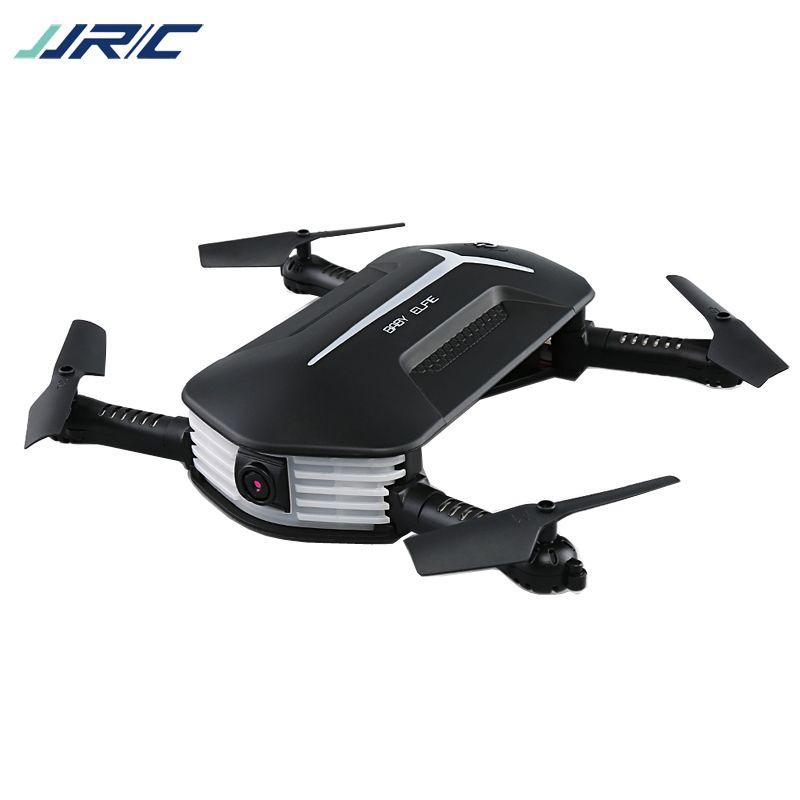 JJRC H37 Mini Baby Elfie Selfie RC Drone with Camera 720P WIFI FPV Altitude Hold Headless Mode G-sensor Foldable RC Quadcopter