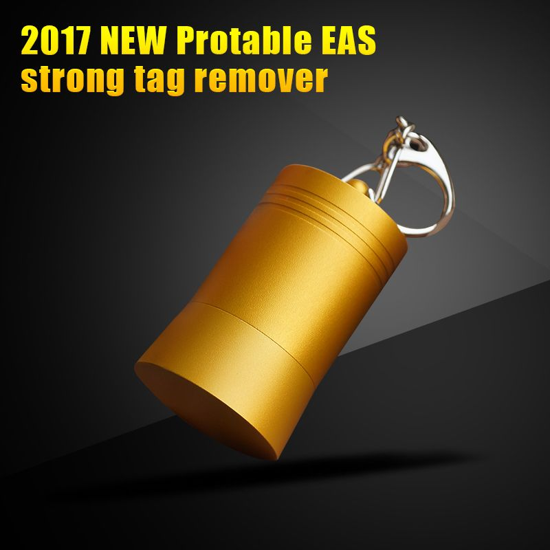 free shipping 10000GS Bullet Detacher Security Tag Remover Golf Detacher, Opener Unlock EAS Tag Detacher Magnetic,Wholesale