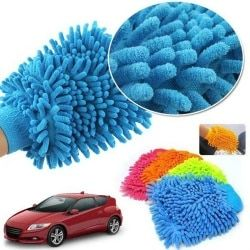 1 Pcs Super Mitt Microfiber Car Wash Washing Cleaning Gloves Car Washer Towel Supplies Windows Sponge Product Cloth Hot sale
