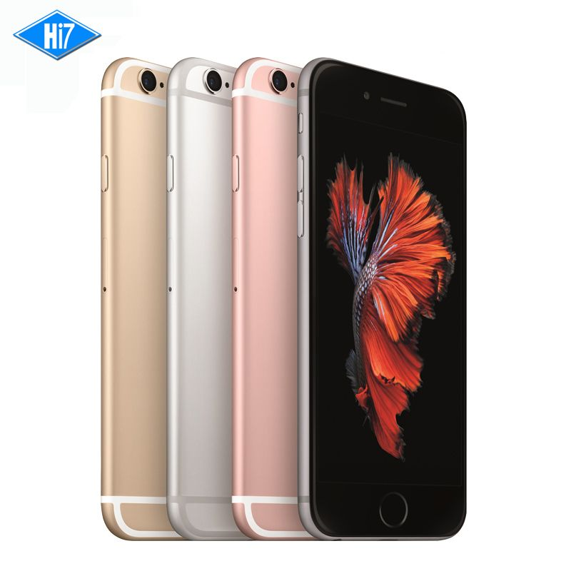 New Original Apple iPhone 6S Plus Mobile phone Dual Core 2GB RAM 32GB ROM 4.7