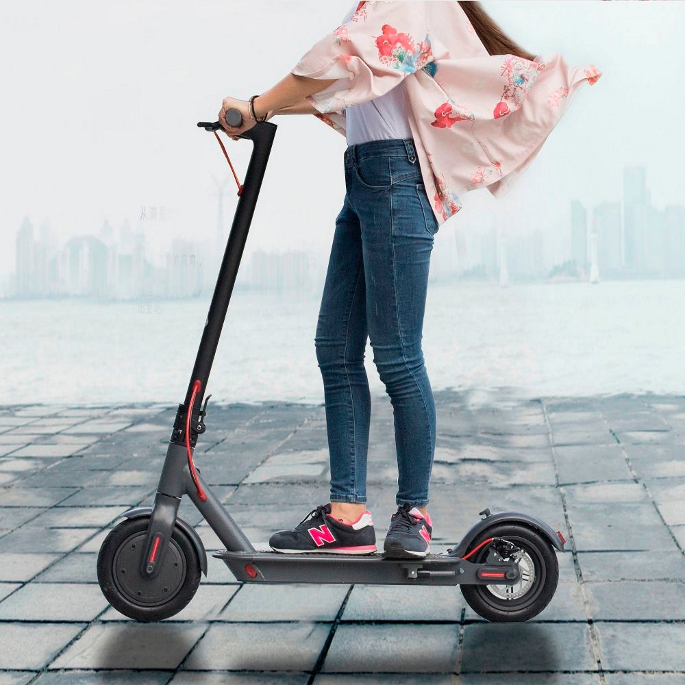 SUPERTEFF EW6 electric scooter 8.5