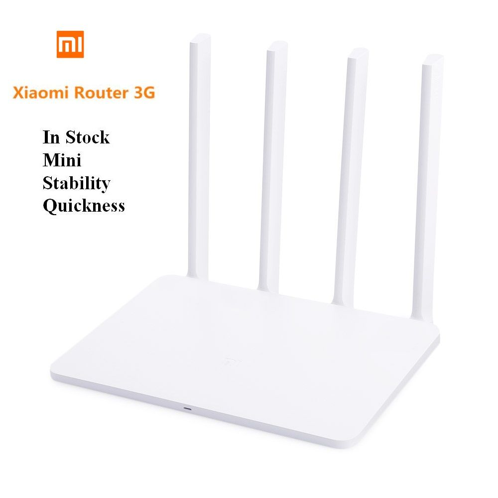 Xiaomi Router 3G 1167Mbps 2.4GHz / 5GHz New Style Hottest Dual Band 128MB ROM USB 3.0 US/EU/AU Plug Mi WiFi Router