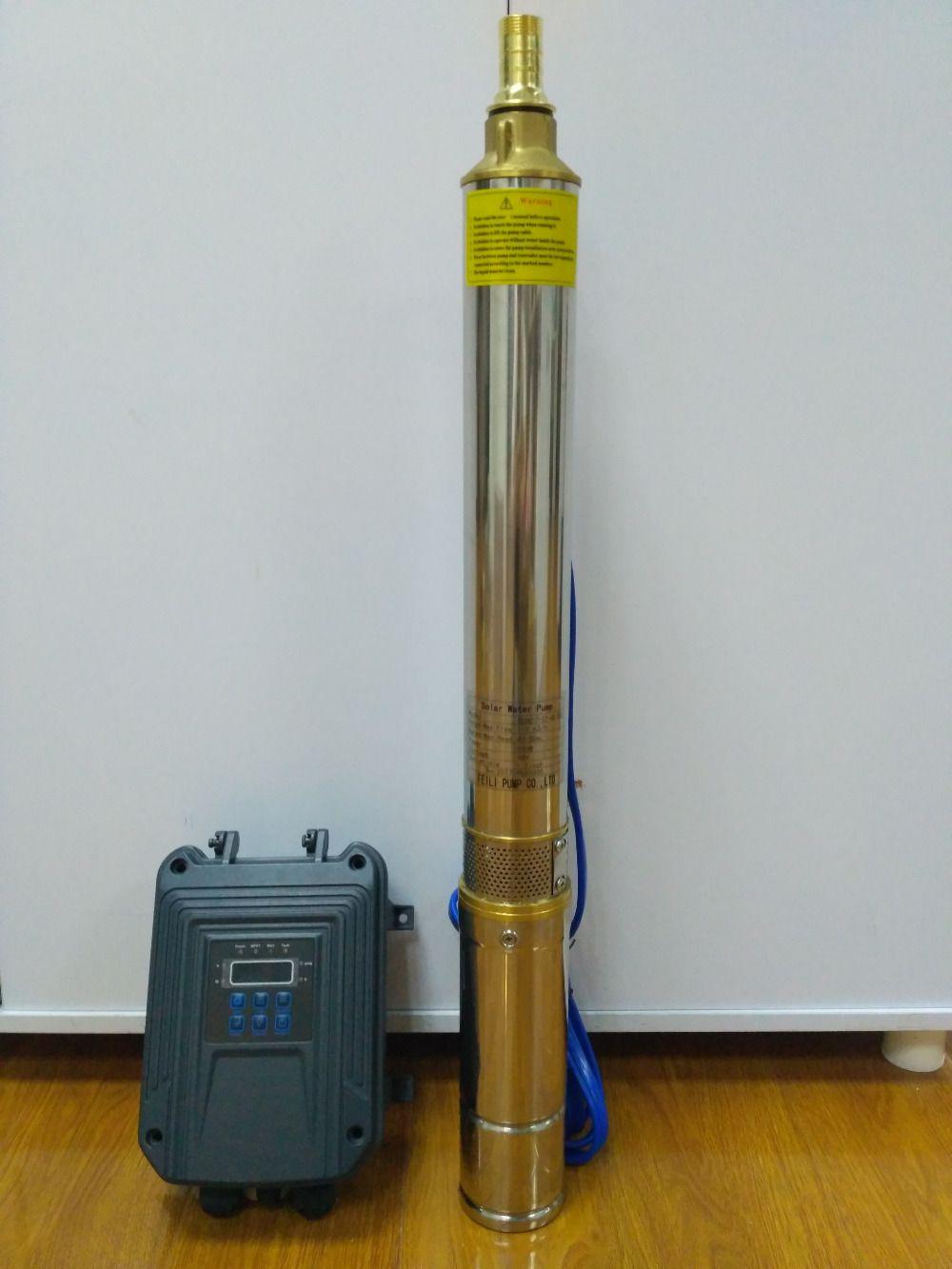 Solaire pompe submersible pour l'irrigation exportés vers 58 pays dc solaire alimenté pompes à eau livraison gratuite