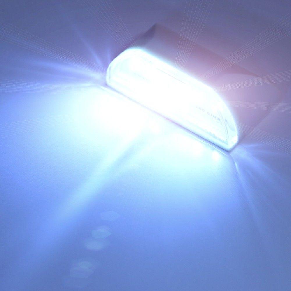 4 LED Perlen Auto Pir Motion Sensor Home tür Stairway Led-lampe Nachtlicht Für Schlafzimmer Küche Flur treppen