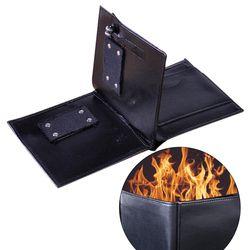 Api Api Sihir Dompet Dompet Buatan Kulit Kinerja Trik Sihir Dompet Sihir Mainan Sihir Prop