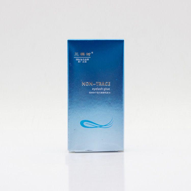 NAVINA 10 ml/bouteille longue durée 90 jours sans Trace faible odeur colle à cils sèche rapide Extension de faux cils individuels
