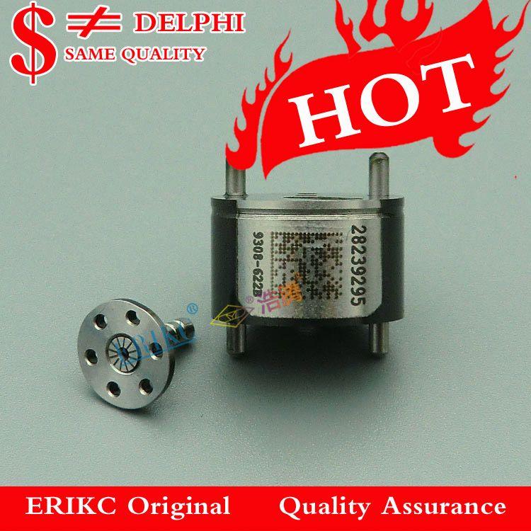 D'origine ERIKC 9308-622B (28239295) injecteur vanne à rampe commune 9308z622B 6308-622B 9308 622B (28278897) pour Ssangyong KIA
