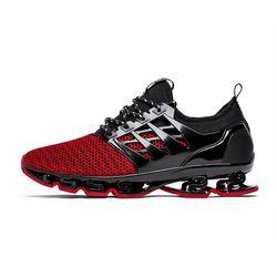 2018 Feminino Esportivo Musim Semi Musim Gugur Sepatu Pria Sepatu Lari Tren Gaya Olahraga Bernapas Pelatih untuk Pria 001