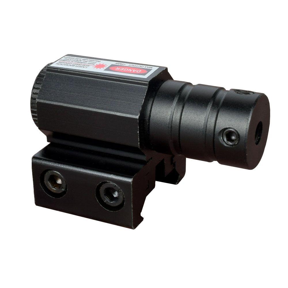 WIPSON 50-100 M portée 635-655nm point rouge pistolet de visée Laser réglable 11mm 20mm Picatinny Rail accessoire de chasse nouveau