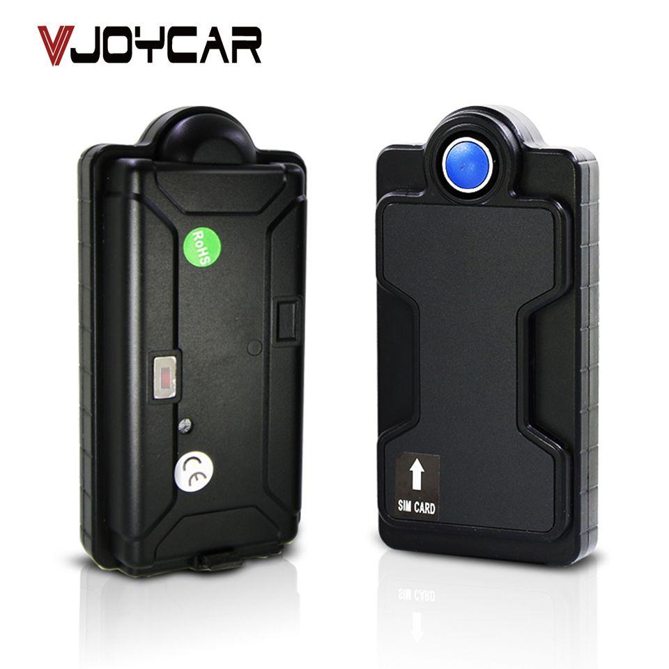 VJOYCAR TK05GSE Portable 3G GPS Tracker Locator 5000 mAh Rechargeable Batterie Puissant Aimant LIVRAISON Suivi Plate-Forme Logicielle APP