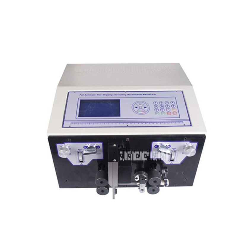 SWT508-HT Ummantelte Draht Automatische Computer Abisolieren Maschine/Schneiden Maschine 110 v/220 v 300 watt 3000-6000 streifen/Stunde 0,1-4.5mm2