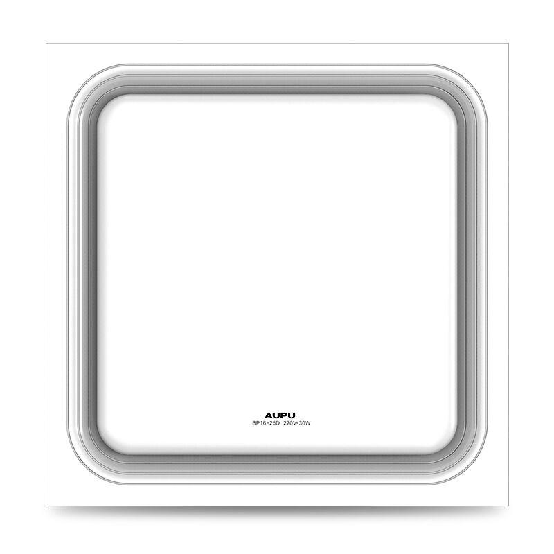 Exhaust Fan Ventilator Integrierte Decke Küche Bad High Power Auspuff Fan Auspuff Energiesparende Stumm Weiß