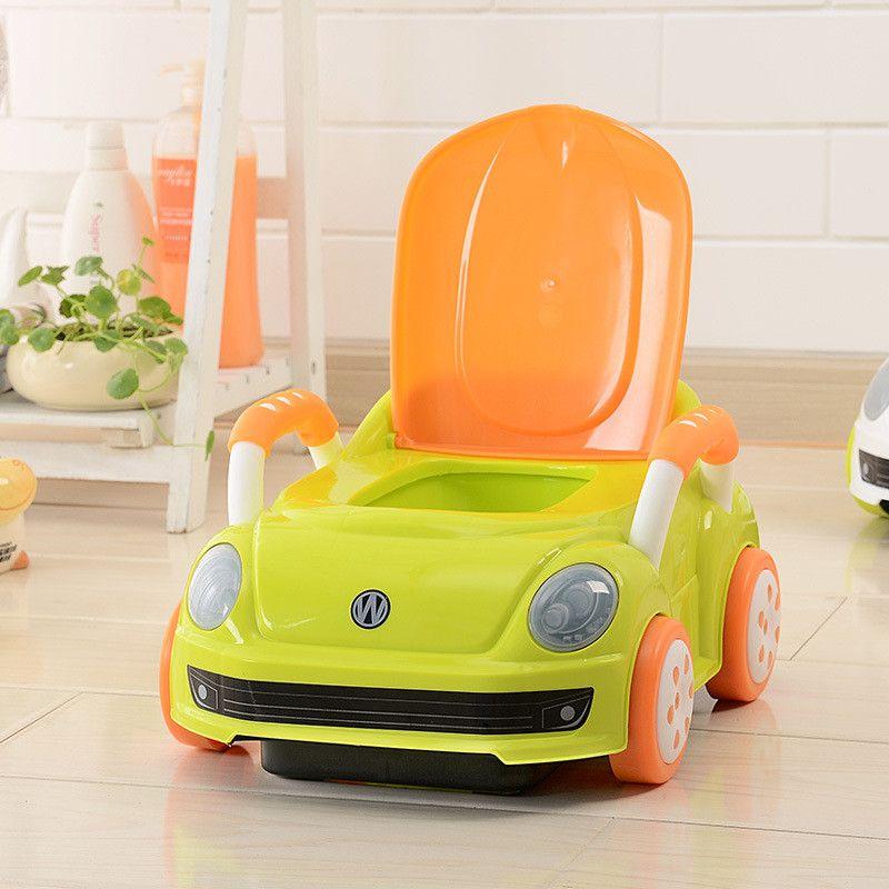 Neue Ankunft! Fashion Bebe Auto Potties & Sitze Kinder Töpfchen Trainer Toiletten 0-6 Jahre Alt Baby WC Baby Boy & mädchen Toilette Reise Töpfchen