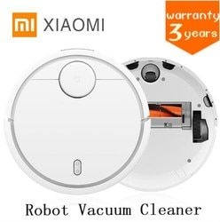 Best Original MI Cleaner  Xiaomi Robot Vacuum Cleaner Planned Type Robotic with App Control and Auto Charge for Home