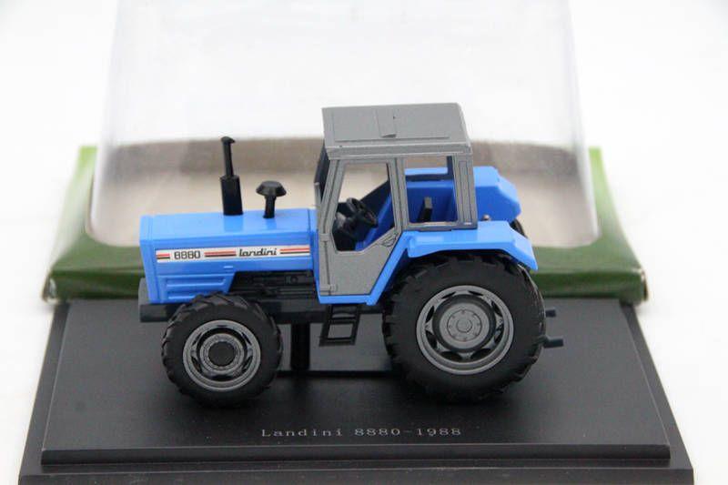 Tracteur 1:43 Hobbie Tractor Landini 8880-1988 Agricultural Diecast Toys car models