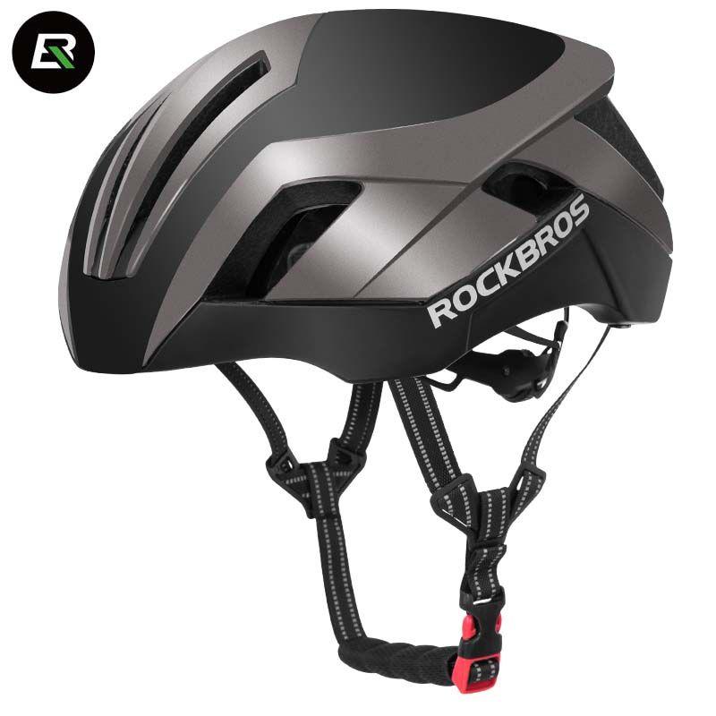 Rockbros Radfahren Helm 3 in 1 MTB Rennrad Helm Reflektierende Sicherheit Integral geformten Fahrrad Helm Fahrrad Zubehör Ciclismo
