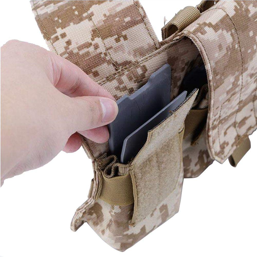Tactifans Jagd Taktische Nylon Magazin MAG Pouch Zubehör Einfügen M4 5,56 AK 7,62 Military Armee Ausrüstung Getriebe Neue Ankunft
