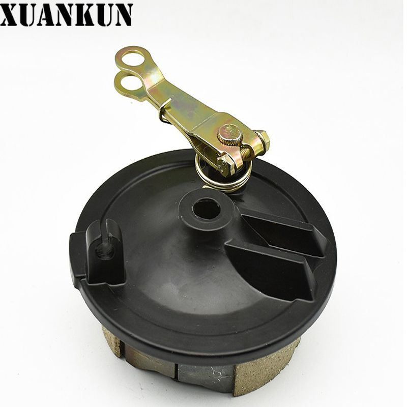 XUANKUN Electric Car Battery Car Brake Drum Brake 110CC Tricycle Drum Brake Assembly