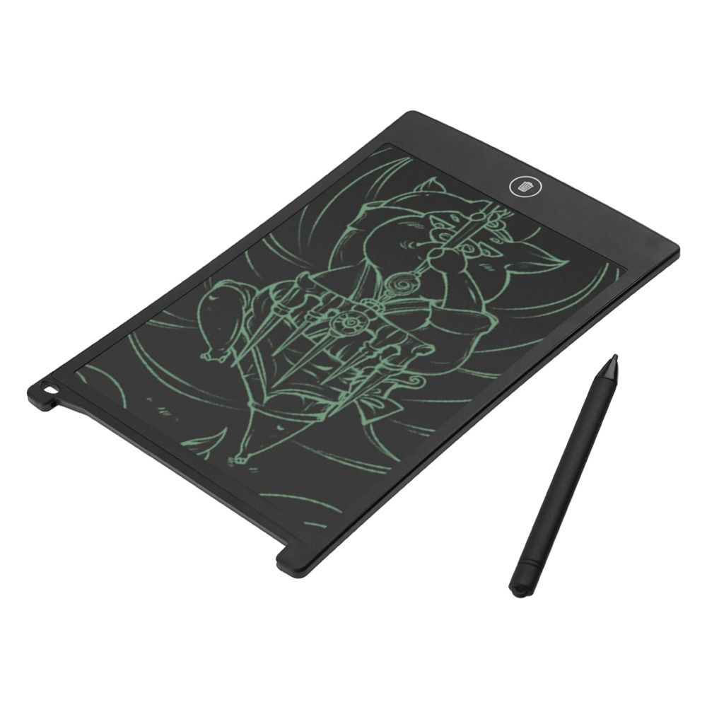 LCD Writing Tablet 8.5 inch Digital Drawing Electronic Handwriting Pad Message Graphics Board <font><b>Kids</b></font> Writing Board Children Gifts