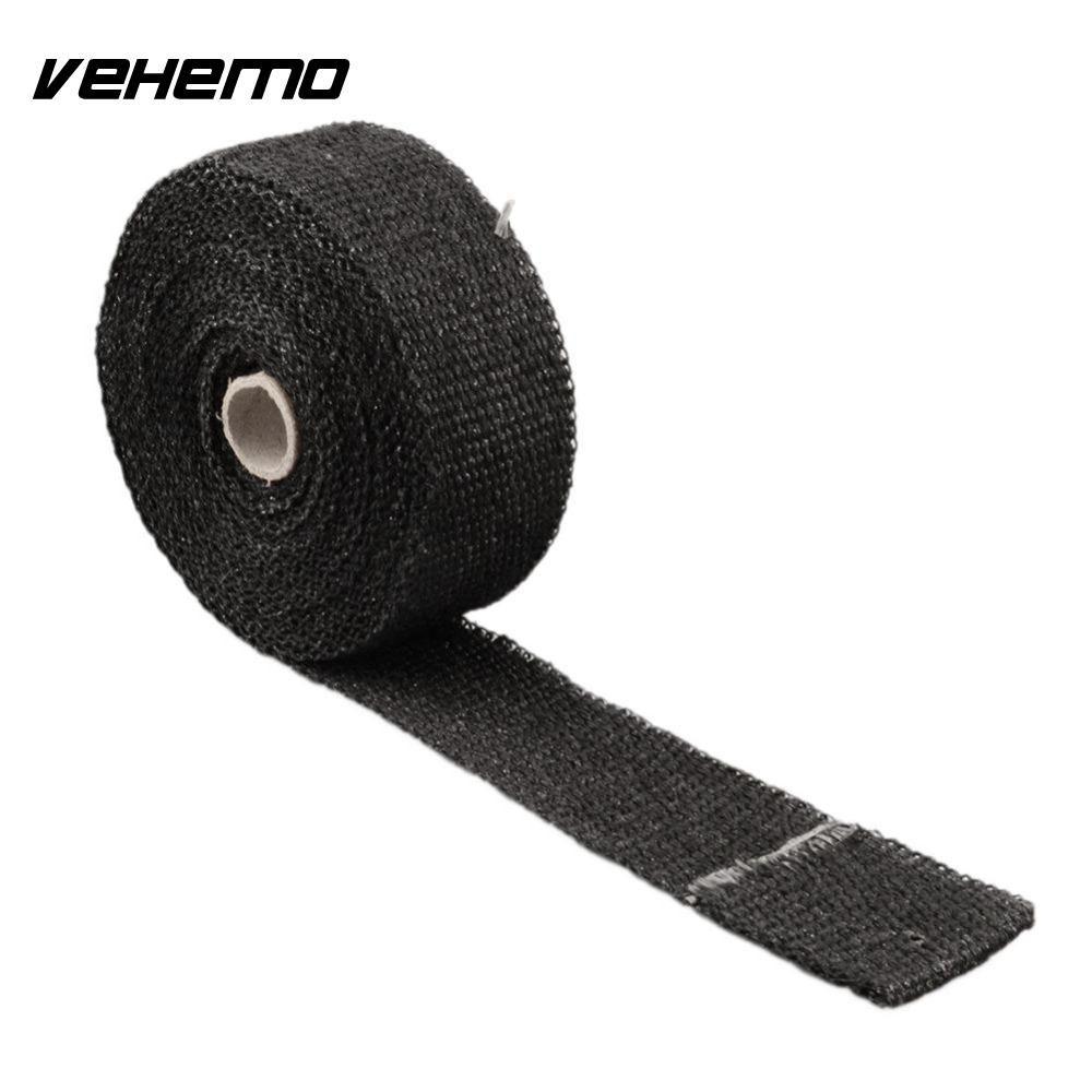 Vehemo 2017 Heat Exhaust Thermo Turbo Wrap Tape 2