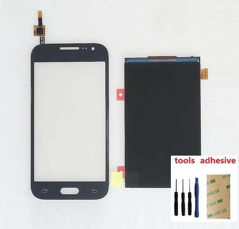 For Samsung Galaxy Core Prime SM-G361F G361F Touch Screen Digitizer Sensor + LCD Display Screen + Adhesive + Kits