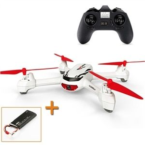 (Get an extra battery) Hubsan X4 H502E With 720P 2.4G 4CH HD Camera GPS Altitude Mode RC Quadcopter Mode Switch RTF