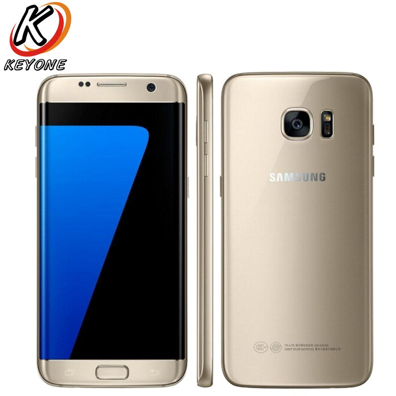 Original Samsung Galaxy S7 G930W8 4G LTE Mobile Phone 5.1 inch 4GB RAM 32GB ROM Quad Core NFC 12MP Android Smart Phone