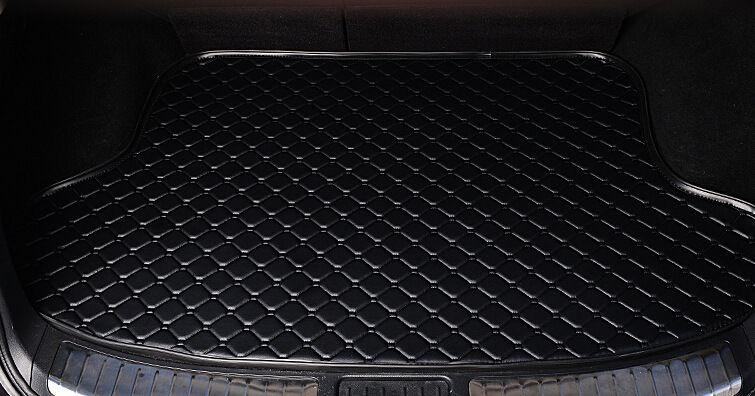 Car Styling Car Trunk Mats for Hyundai I30 Trunk Liner Carpet Floor Mats Tray Cargo Liner Waterproof 4 Colors Optional