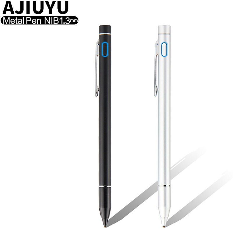 Stift Aktive Stylus Kapazitiven Touchscreen Für Cube Nexus 7 9 HP Dell Venue Pro 8 VOYO Onda LG G Pad Tablet Fall Hohe präzision