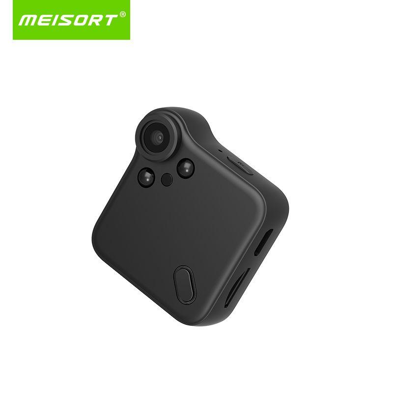 Mini ip Camera Portable wifi Wireless Sport Surveillance wifi Action Vehicle Motion Sensor Camera P2P wearable DV magnetic 720p