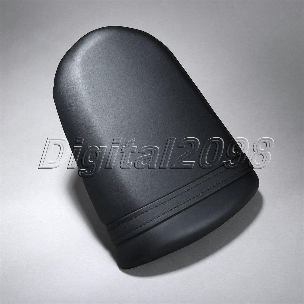 Black Motorcycle Rear Pillion Passenger Seat For Suzuki GSX-R 1000 GSXR1000 2003-2004 Motorbike Motorcycle Accessories
