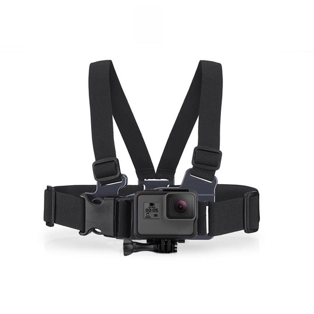 TELESIN Brustgurt Chest Mount Harness für GoPro Hero 6 5 4 3 2 Xiaomi Mijia 4 Karat EKEN SJCAM SOOCOO Chesty zubehör