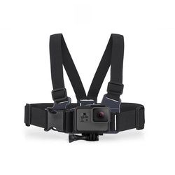 TELESIN Chest Belt Strap Chest Mount Harness for GoPro Hero 6 5 4 3 2 Xiaomi Mijia 4K EKEN SJCAM SOOCOO Chesty Accessories