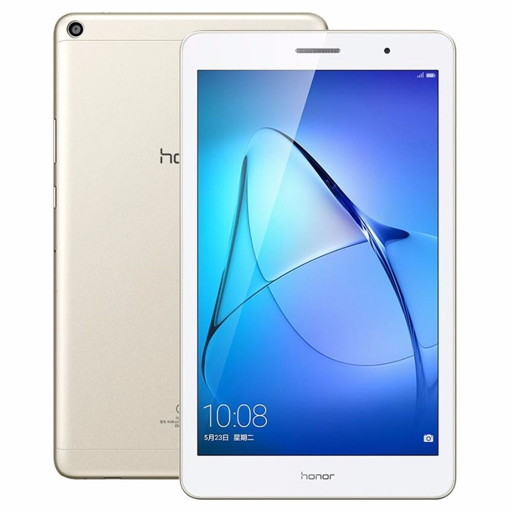 Original Huawei MediaPad T3 KOB-L09 8 zoll 4G LTE Anruf Tablet 3 GB 32 GB EMUI 5,1 Qualcomm SnapDragon 425 Quad Core 4x1,4 GHz