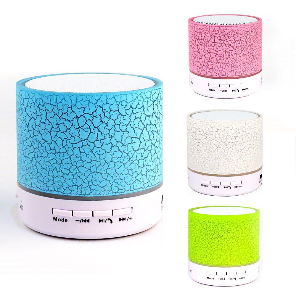 Music Center Mini Bluetooth Speakers Audio Receiver Support USB SD TF Mp3 FM Radio For Mobile Phone Computer Tablet Notebook
