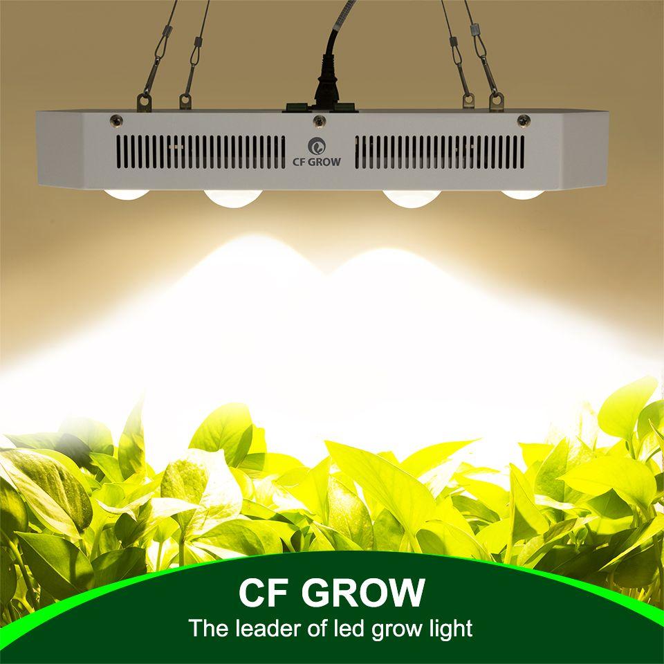 Citizen CLU048-1212 COB LED Wachsen Licht 300 W 600 W 900 W Gesamte Spektrum Gewächshaus Hydrokultur Pflanze Wachsen Licht Ersetzen HPS Lampe