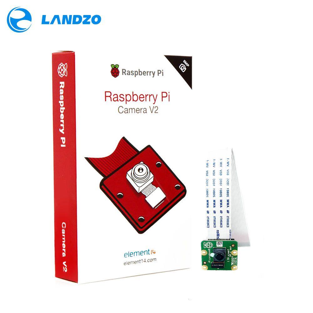 Raspberry pi Caméra V2 Module Conseil 8MP Webcam Vidéo 1080 p 720 p appareil photo Officielle Pour Raspberry Pi 3